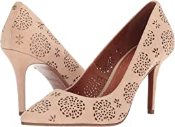 COACH - Waverly Tea Rose Cut Out Pump