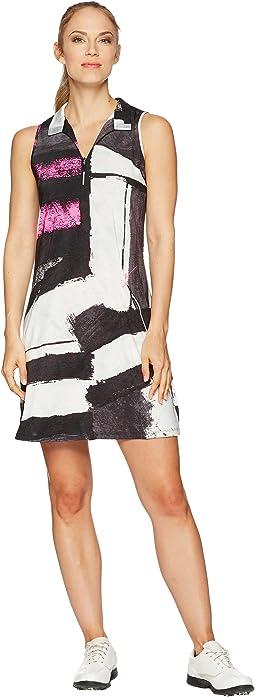 Osaka Print Dress