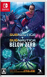 Subnautica + Subnautica Below Zero(サブノーティカ +サブノーティカ: ビロウ ゼロ) - Switch