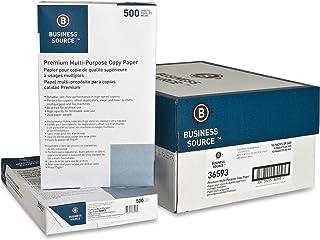 "Business Source Premium Multipurpose Copy Paper, Legal, 8 1/2"" x 14"" (36593)"
