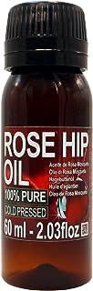 Aceite Rosa Mosqueta 100% Puro 60ml Origen Patagonia Chile