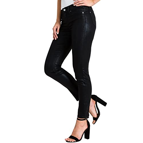 2be5c7e08e372 Coated Jeans: Amazon.com