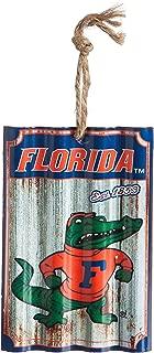 Team Sports America Florida Gators Corrugated Metal Ornament