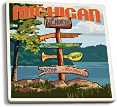 Best up north sign and design Reviews