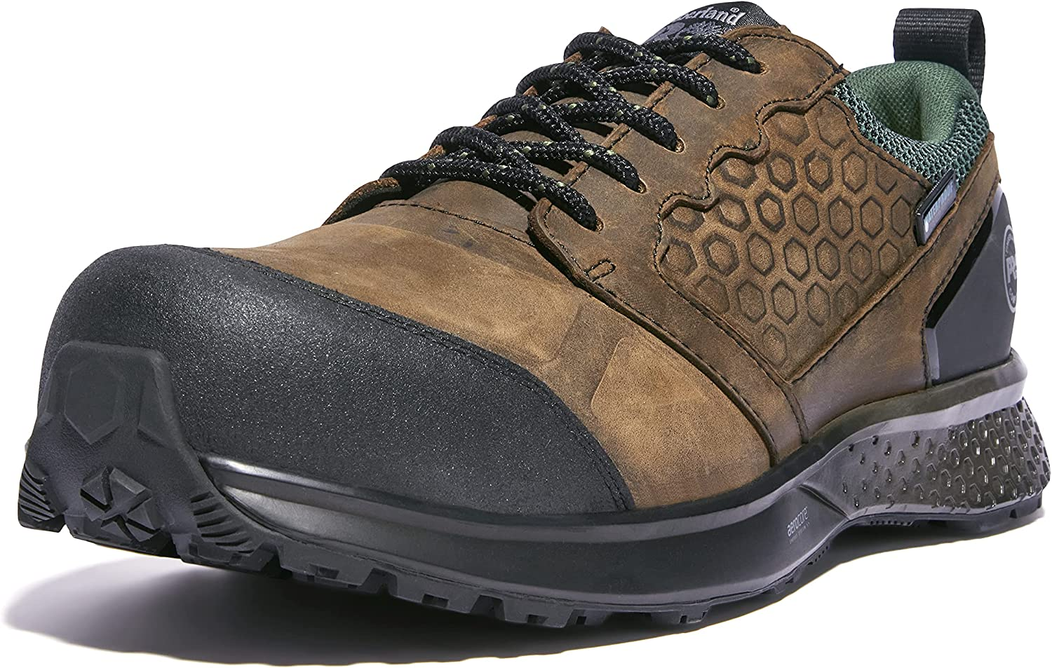Timberland Ranking TOP17 PRO Men's Reaxion Composite Safety 70% OFF Outlet Toe Waterproof Ath