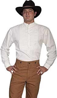 Rangewear Men's Rangewear Inset Paisley Bib Frontier Shirt