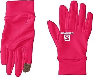 Salomon 萨洛蒙 运动跑步触屏手套 AGILE SINGLE BELT 3901