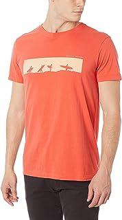 Camiseta Vintage Four Surfers, Osklen, Masculino, ,