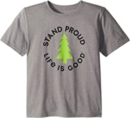 Stand Tall Pine Cool™ Tee (Little Kids/Big Kids)