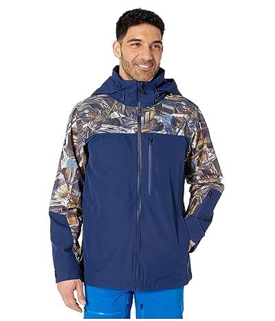 Marmot Double Cork Jacket (Arctic Navy/Rock Out) Men