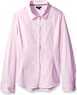 Tommy Hilfiger Girls' Ithica Stripe Shirt
