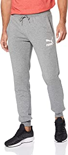 PUMA Men's Classics Sweat Pants Cuffs