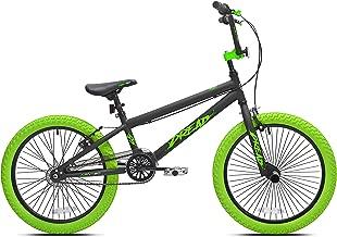 green bmx bikes