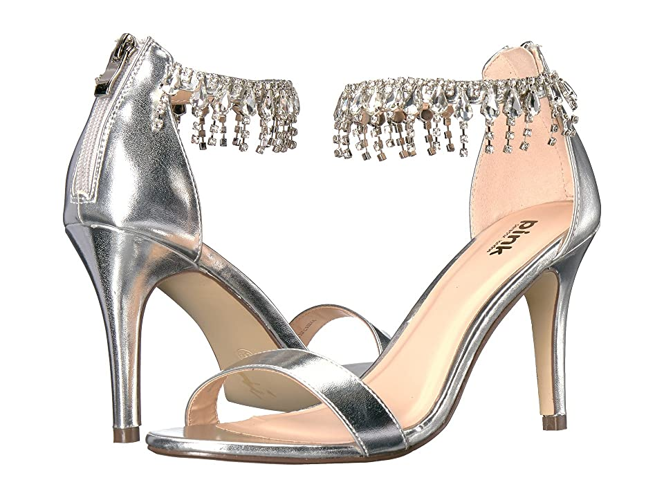 Paradox London Pink Tamara (Silver) High Heels