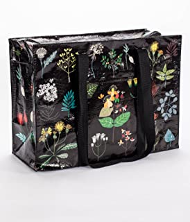 Blue Q Shoulder Tote Plant Study 15x11 Shopping Bag QA649