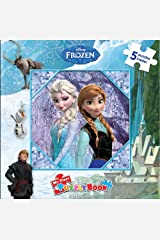 Disney Frozen My First Puzzle Book Board book