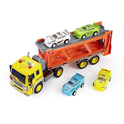 Autotransporter Spielzeug: Amazon.de