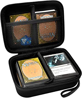 Cards Holder Case Compatible for Magic: The Gathering Core Set 2021 (M21) Bundle, Cards Storage Box Also Fits for Ikoria/ ...