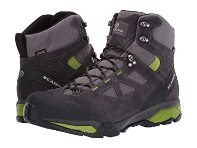 Scarpa ZG Lite GTX (Dark Grey/Spring) Men