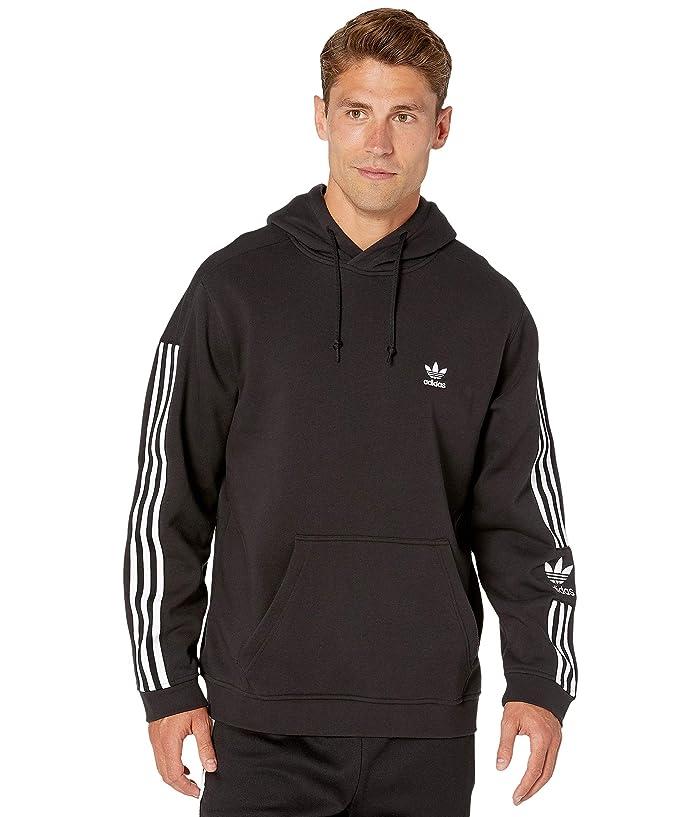 c72a7fe6d7 adidas originals mens lock up hooded sweatshirt