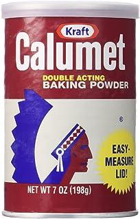 Calumet Baking Powder, 7 oz can, (3 pack)