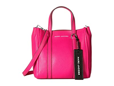 Marc Jacobs Mini Tag Tote (Diva Pink) Handbags