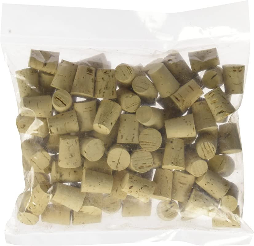 Small 7 Tapered Corks 100 CT