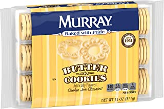 Murray Cookies, Butter, 11 oz Tray(Pack of 12)