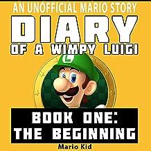 Diary of a Wimpy Luigi: The Beginning: Unofficial Luigi Diaries, Volume 1