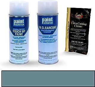 PAINTSCRATCH Cool Gray Khaki PAF for 2018 Subaru Crosstrek - Touch Up Paint Spray Can Kit - Original Factory OEM Automotive Paint - Color Match Guaranteed