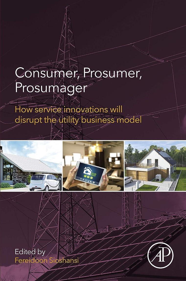 ラフレシアアルノルディ肯定的あたたかいConsumer, Prosumer, Prosumager: How Service Innovations will Disrupt the Utility Business Model (English Edition)