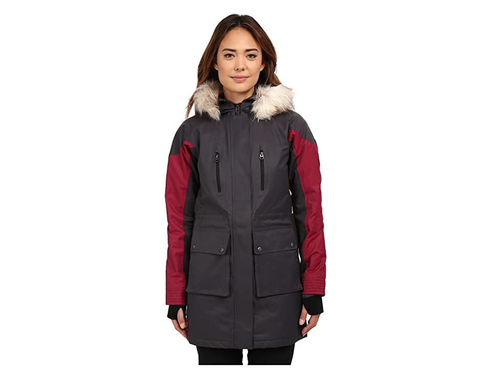 Burton Olympus Jacket (Forged Iron) Women