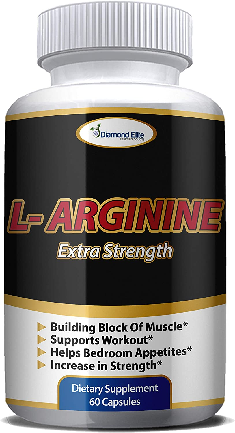 Extra Strength L-Arginine - 1200mg OFFicial store M Nitric Supplement for Luxury Oxide