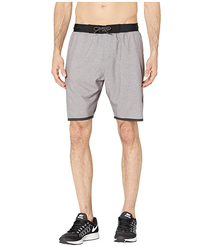 Nike 9 Linen Blade Volley Shorts (Gunsmoke) Men