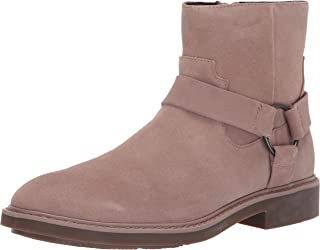 Calvin Klein Mens F0524 Vergil Calf Suede Brown Size: