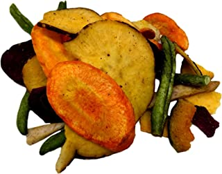 Vegetable Chips, Sea-Salted, Natural, Delicious and Fresh, Bulk Chips!!! (Vegetable Chips, 3 LBS)