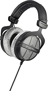 beyerdynamic DT 990 PRO Ear Studio Monitor Headphones Headphones 250 OHM Gray