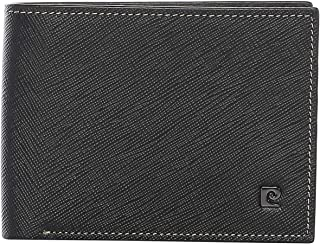 Pierre Cardin F-00056237 Bifold Wallet for Men - Leather, Black