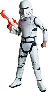 Star Wars: The Force Awakens Child's Super Deluxe Flametrooper Costume, Medium