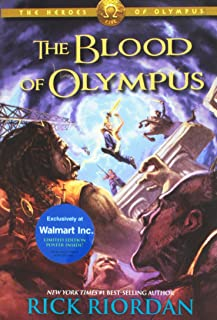 The Blood of Olympus: 05