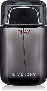 Givenchy Eau de Toilette Spray for Men, Play Intense, 3.3 Fluid Ounce