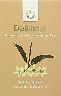 Dallmayr Aromatisierter Schwarztee - Earl Grey, 8er Pack 8 x 100 g