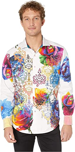 Limited Edition Run For Roses Sport Shirt