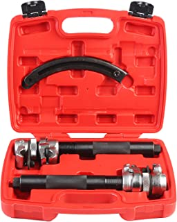 Shankly Spring Compressor Tool (2 Pieces) - Heavy Duty Build, Ultra Rugged Coil Spring Compressor, Strong and Durable Spri...