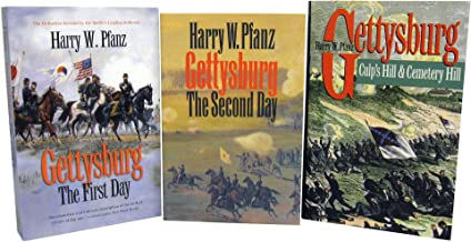 The Harry Pfanz Gettysburg Trilogy, Omnibus E-book: Includes Gettysburg: The First Day; Gettysburg: The Second Day; and Gettysburg: Culp's Hill and Cemetery Hill (Civil War America)