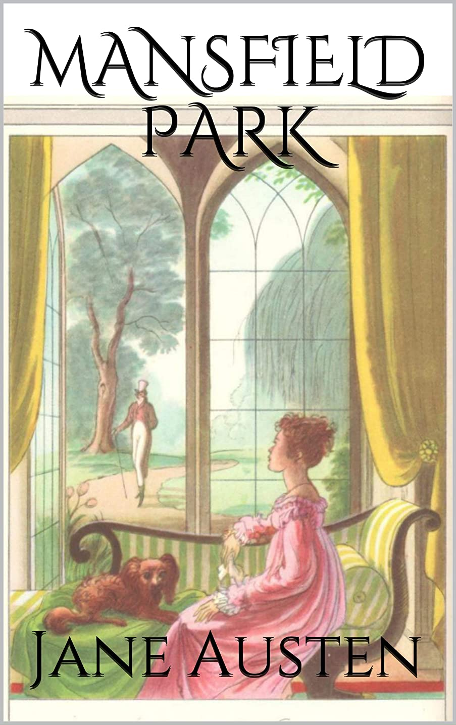 繊毛感覚安価なMANSFIELD PARK (Illustrated) (English Edition)