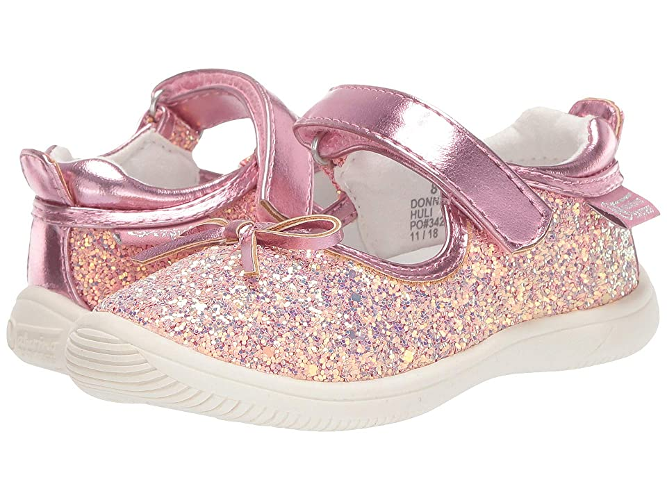 Naturino Express Donna (Toddler/Little Kid) (Rose Gold) Girls Shoes