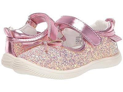 Naturino Express Donna (Toddler/Little Kid) (Rose Gold) Girls Shoes