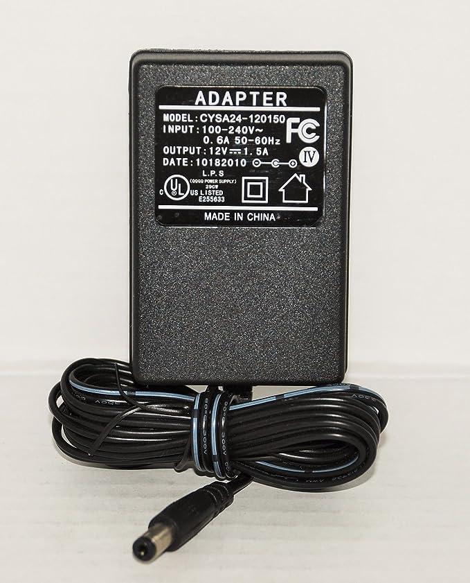 altany-zadaszenia.pl Yustda 12V AC/DC Adapter Replacement for ...