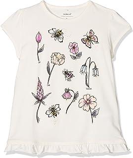 Name It Nkfkatilla SS Top T-Shirt Bambina